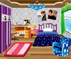 Justin Bieber Fan Room Decoration Part 51