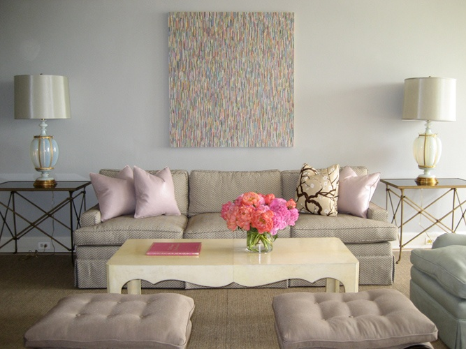 Cozy pastel living room room decor and design for Living room ideas pastel