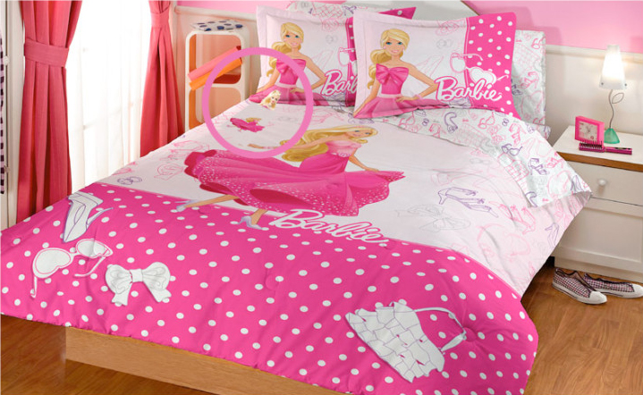 Prev  More Room Decor. Girly Barbie Bedroom   Room Decor and Design