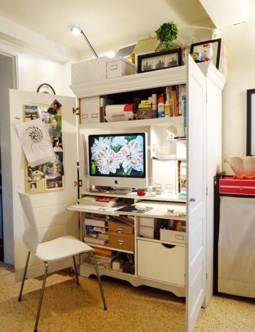 Hideaway Office E Room Decor And