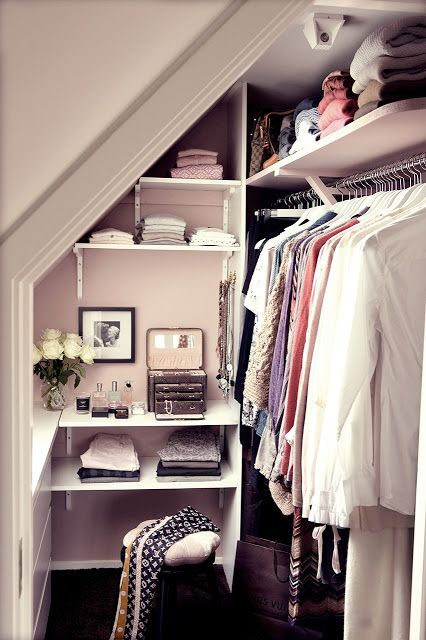 Small Dressing Room With Maximized Space Room Decor And Design